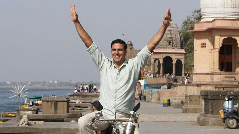 Bollywood actor Akshay Kumar plays the role of social activist Arunachalam Muruganantham in Pad Man.