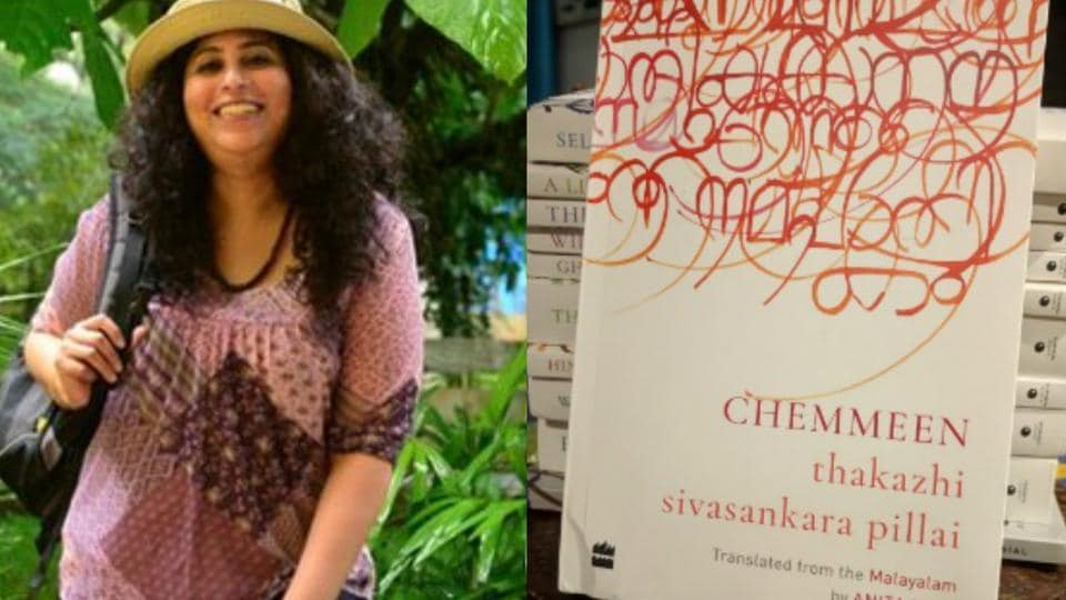 Thakazhi Sivasankara Pillai,Chemmeen,Anita Nair