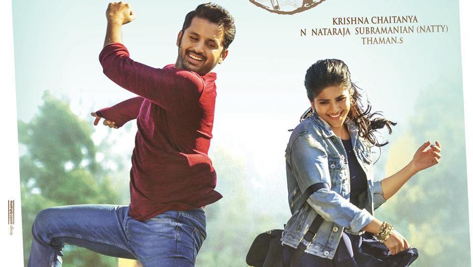 Chal Mohan Ranga stars Nithiin and Megha Akash in the lead roles.