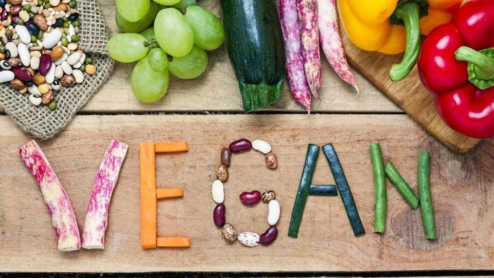 A vegan diet includes reduced consumption of animal products, which have a higher environmental impact than plant-based products.