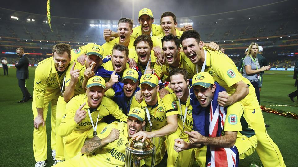 Australia won the 2015 World Cup at home and they will be hoping to defend their world crown in the 2019 edition which will be played in England.