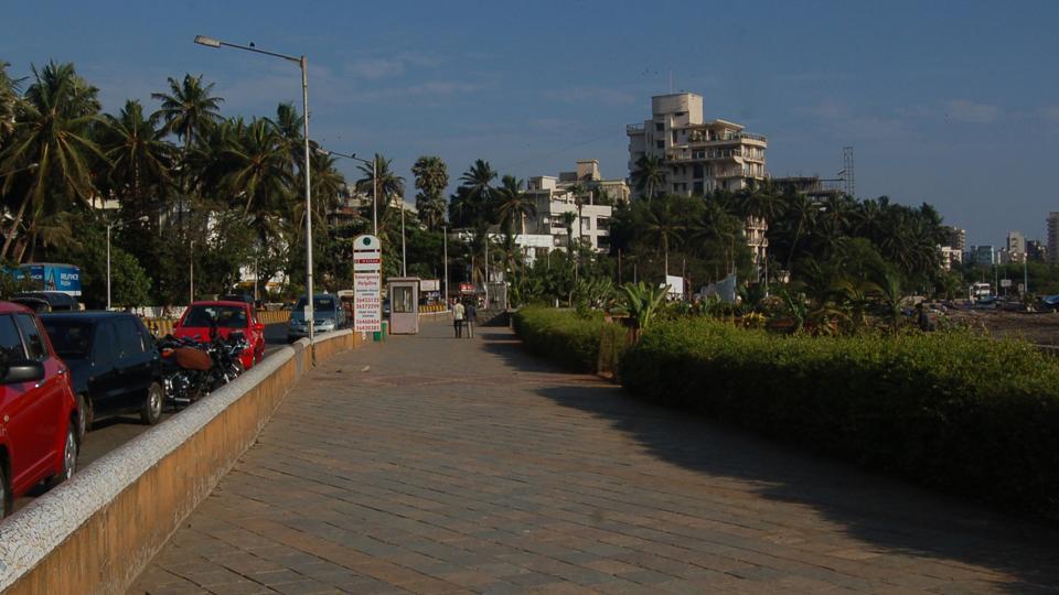 Mumbai,Bandra,Carter Road