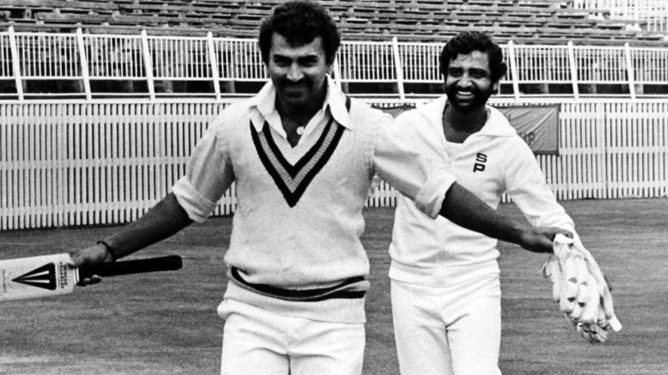 Gundappa Viswanath (R) celebrated his 69th birthday on Monday. The Indian cricket team legend, who is Sunil Gavaskar's brother-in-law, talks about the highs and lows of his career.