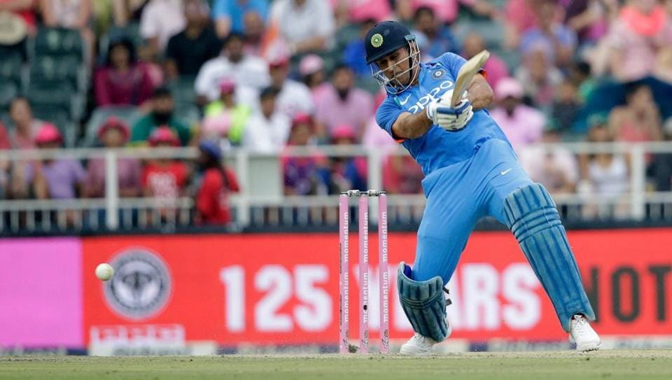 MS Dhoni, the batsman, will be under the spotlight in India's remaining two ODIs against South Africa.