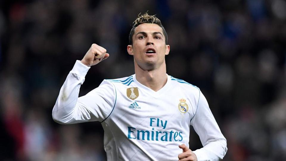 Cristiano Ronaldo will hope to revive Real Madrid's season with a win over Paris Saint-Germain in the Champions League Round of 16.