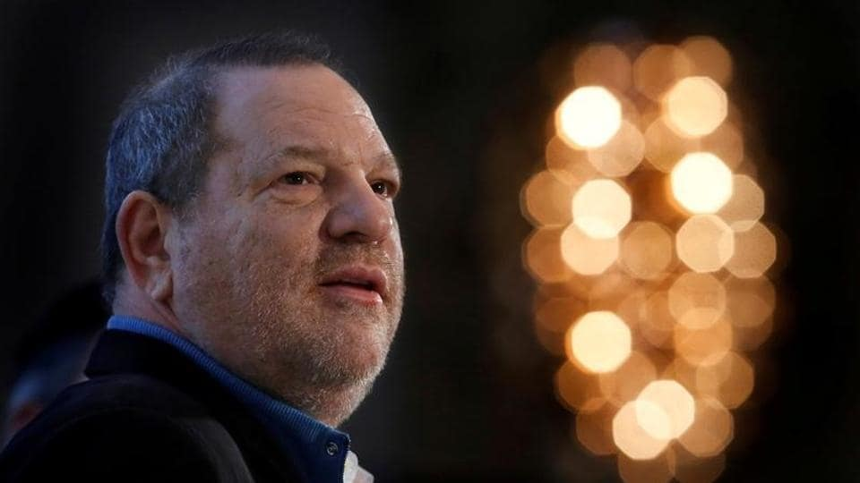 Harvey Weinstein (in picture) was fired by the film company he founded with his brother Robert and expelled from Hollywood's movie academy.
