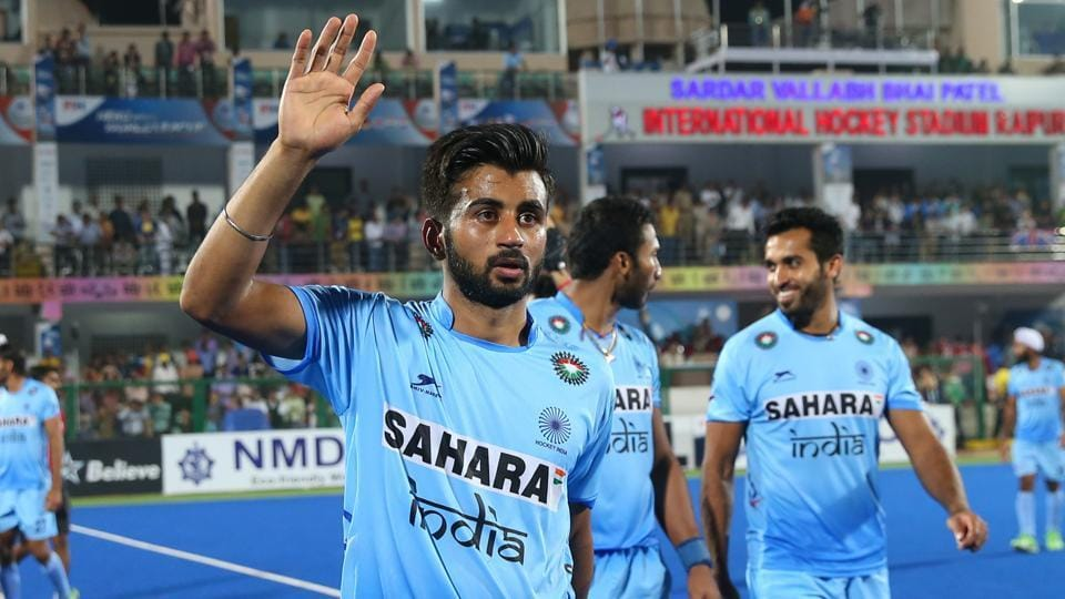 Manpreet Singh India Hockey Team Captain Eyes Strong Show In Big