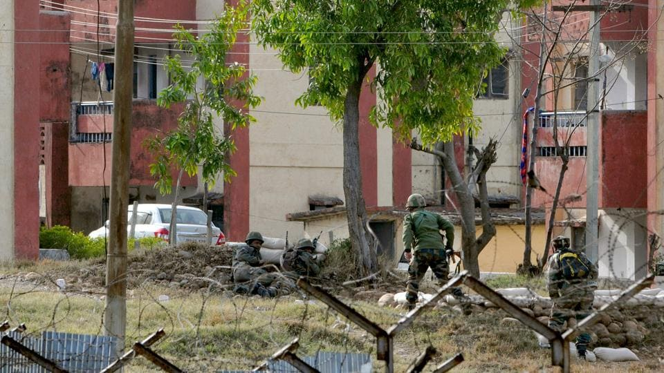 Sunjuwan army camp attack,Jammu army camp attack,army chief General Bipin Rawat
