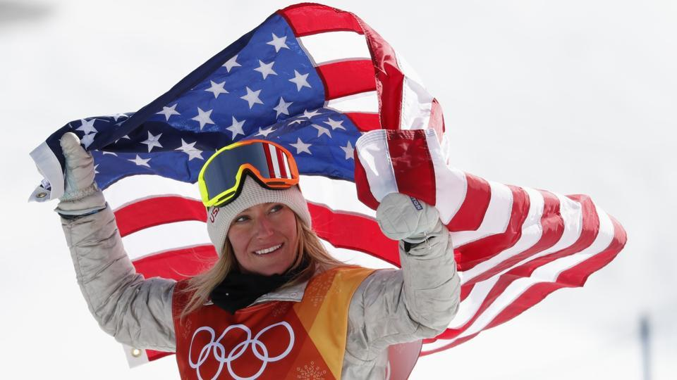 Pyeongchang Winter Olympics: Jamie Anderson hands USA ...