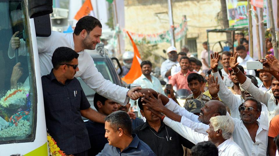 The Congress has directed its rank and file to back secular party candidates to save the people from sinking in the 'Hindutva quicksand'. Congress is contesting on 19 seats in the February 27 election for the 60-member assembly. Twenty of its candidates had filed nomination but one of them withdrew candidature. (PTI File)