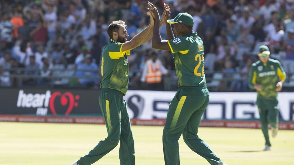 Imran Tahir faces racial abuse during ODI against India