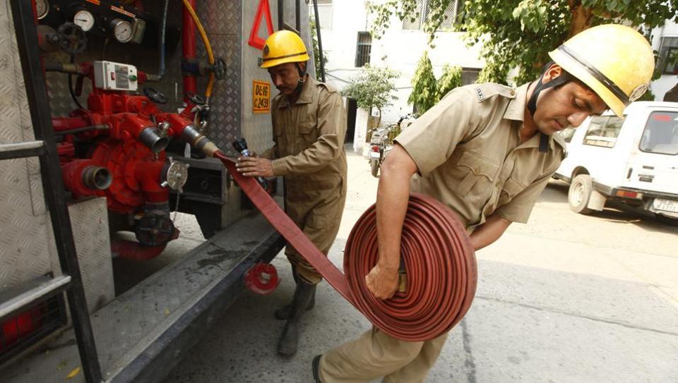 Fire breaks out in two Delhi shoe factories