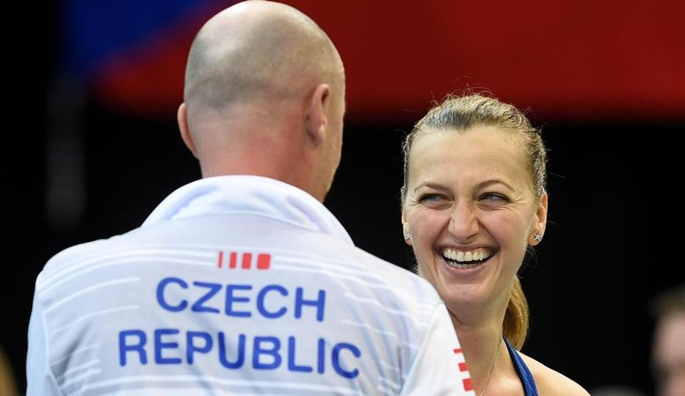 Petra Kvitova,Fed Cup,Czech Republic
