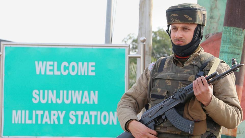 Jammu,Jammu army camp attack,Sunjuwan