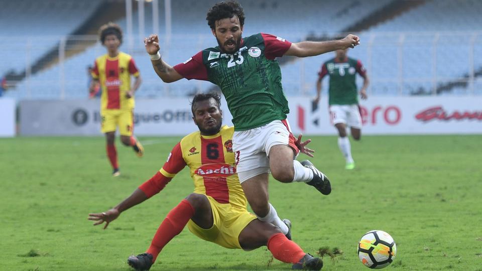 Mohun Bagan,AIFF,All India Football Federation