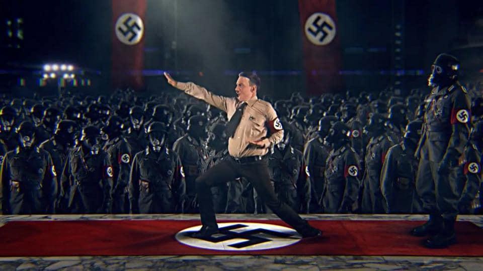 Michael Fassbender,Kung Fury,David Sandberg