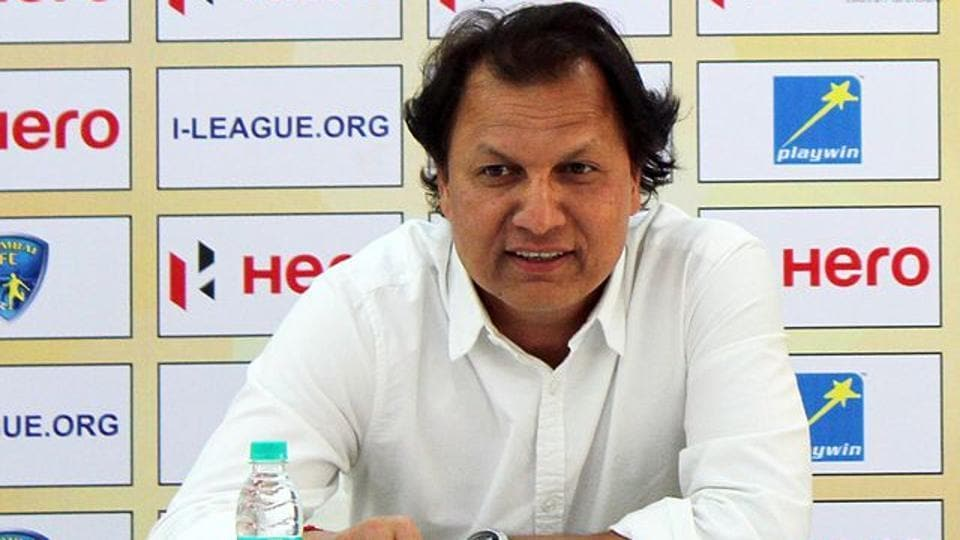 Santosh Kashyap has been appointed as the new coach of I-League club Aizawl FC.
