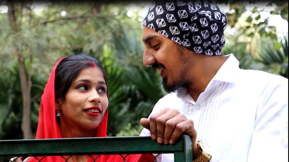 """""""Love is the only true religion. ..this is what Sikhism has taught me,"""" says Afsana Bano's husband Malkit Singh"""
