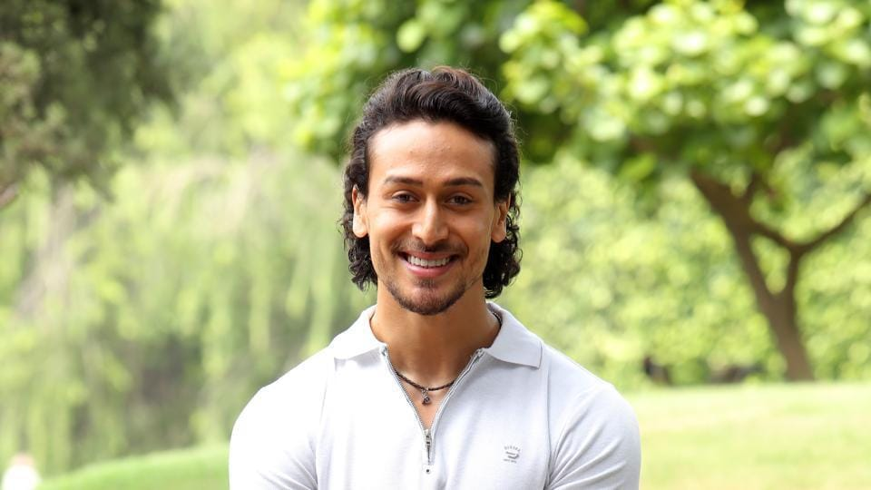 Tiger Shroff debuted in Bollywood with Heropanti.