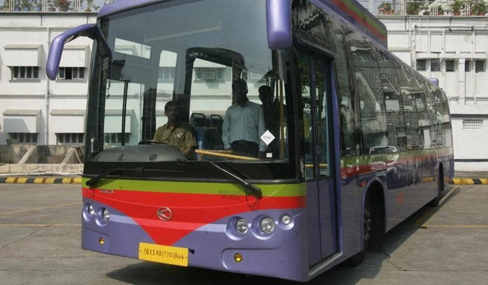 Mumbai,BEST,AC buses