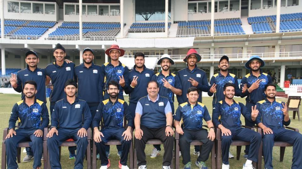 Men's Cricket Under-23 One-Day League,Cricket,Punjab