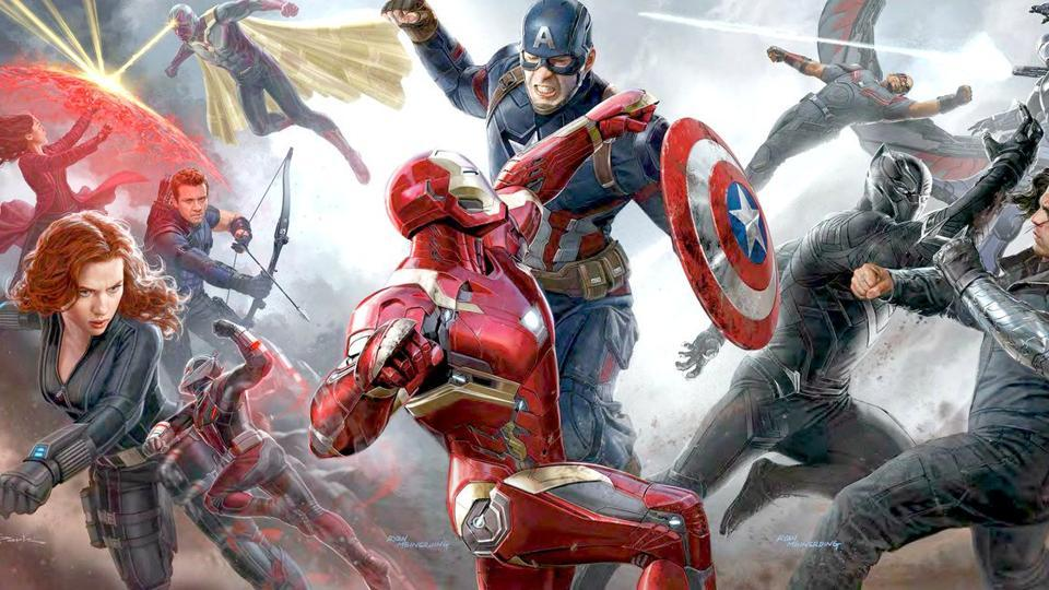 Captain America: Civil War was the last film when most Marvel characters came together.
