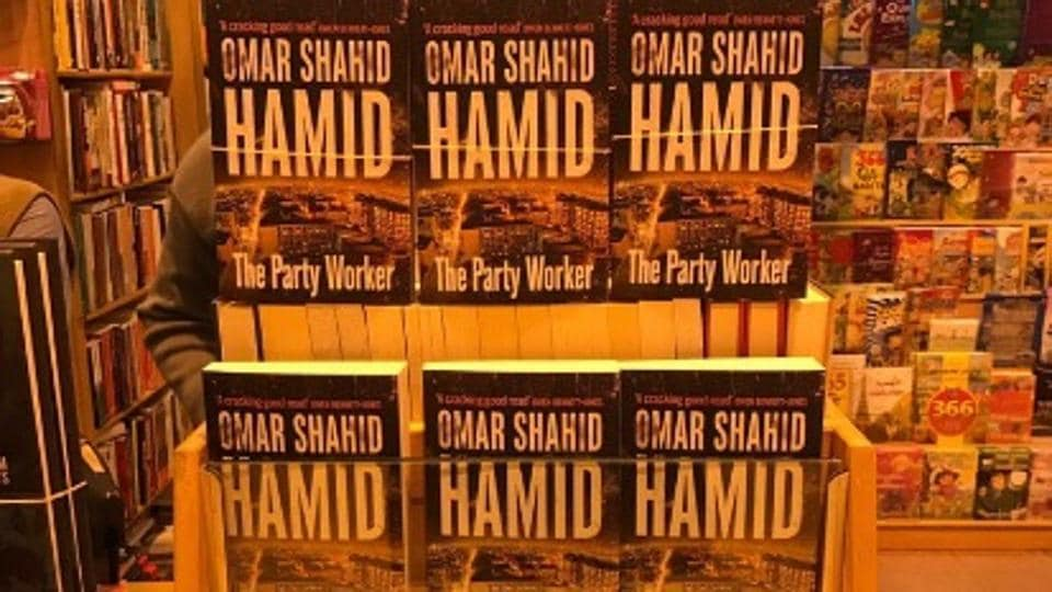 Karachi Litfest fiction prize 2018,The Party Worker,Omar Shahid Hamid