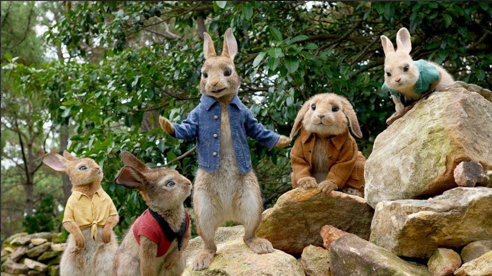 Peter Rabbit,Peter Rabbit Controversy,Sony
