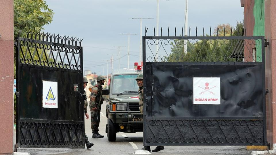 Sunjuwan,Terror attacks,Jammu