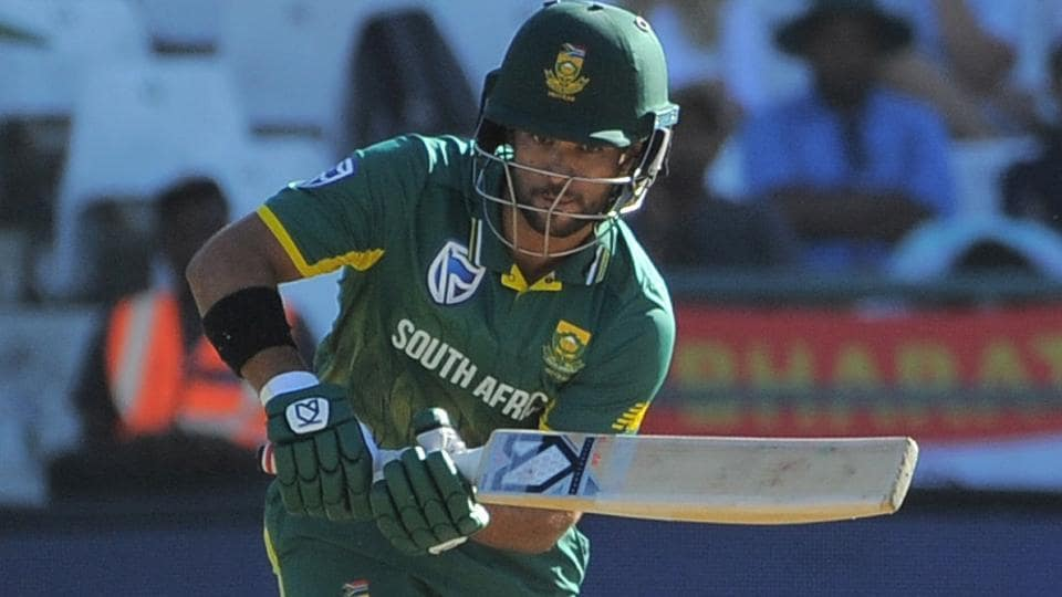 JPDuminy will lead South Africa in the upcoming T20 series against India.