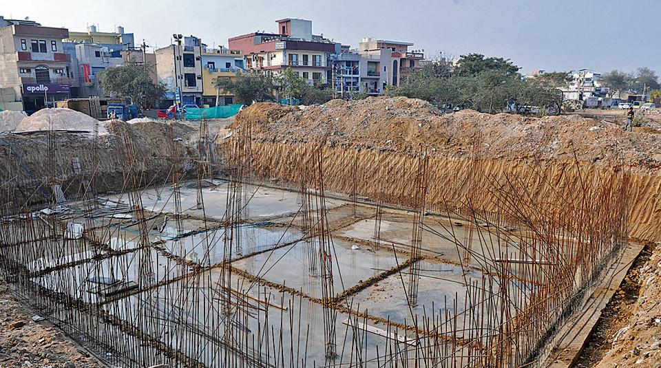 Underground storage soon to end Gurgaon's water supply woes