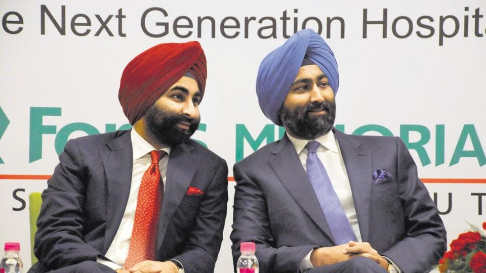Fortis Healthcare said the meeting of the board of directors for Tuesday will go as scheduled and would consider the resignation of promoters, Malvinder Mohan Singh (right) and Shivinder Mohan Singh from the board.
