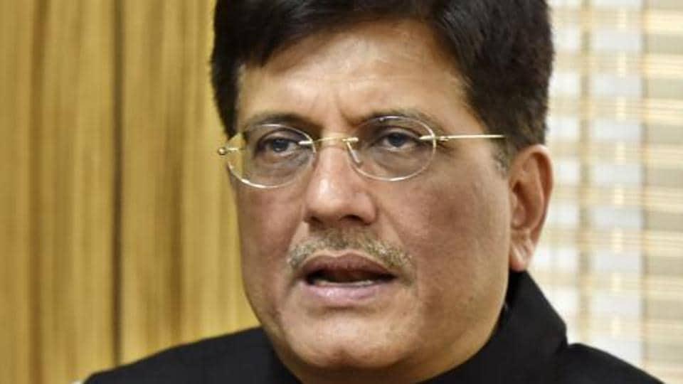 Piyush Goyal,Railway minister,Railways