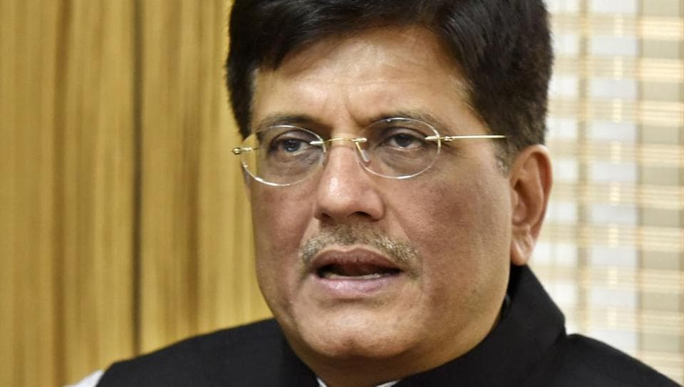 Union minister Piyush Goyal said the project has been proposed to deal with the heavy traffic in Bengaluru.