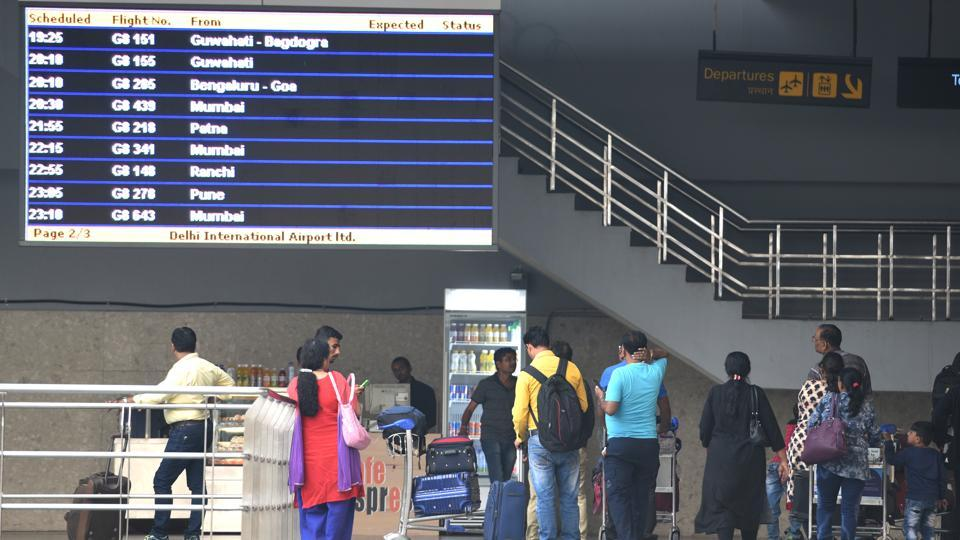 In another week, the Delhi International Airport Ltd will decide when the airlines have to shift their operations.