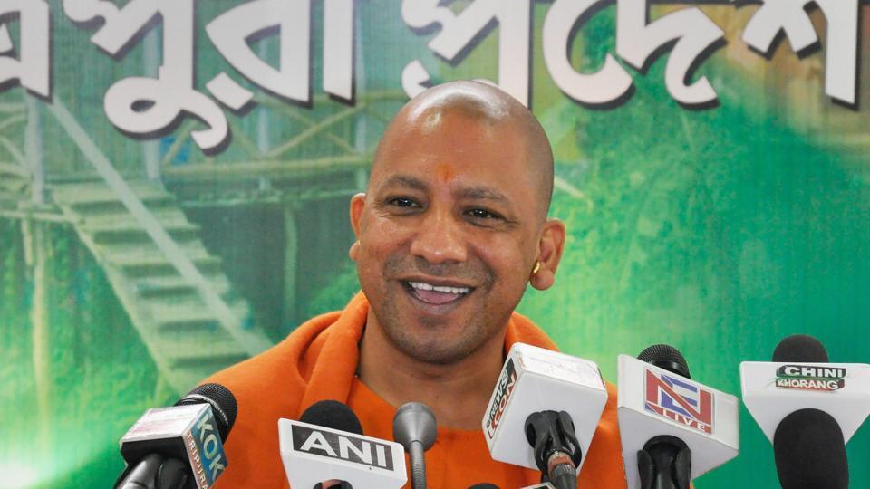 Yogi Adityanath,Uttar Pradesh chief minister,Tripura assembly elections
