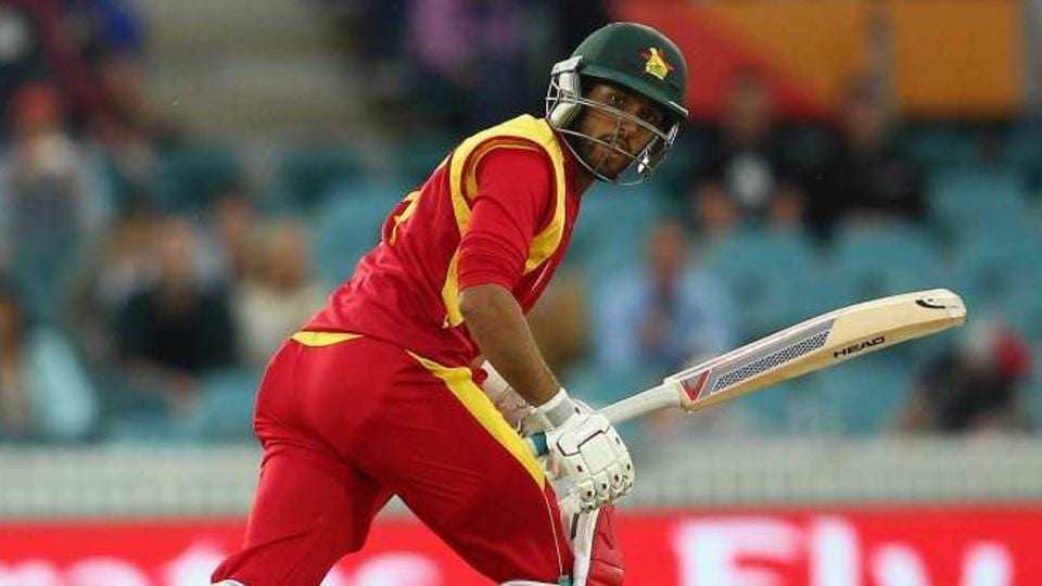 """Zimbabwe all-rounder Sikandar Raza was reported for """"showing dissent at an umpire's decision during an international match"""" under Article 2.1.5 of the ICC Code of Conduct for Players and Player Support Personnel. Later, he admitted to the offence and accepted the sanctions."""