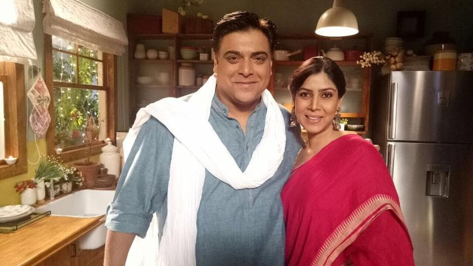 Ram Kapoor and Sakshi Tanwar have worked together in two television series.
