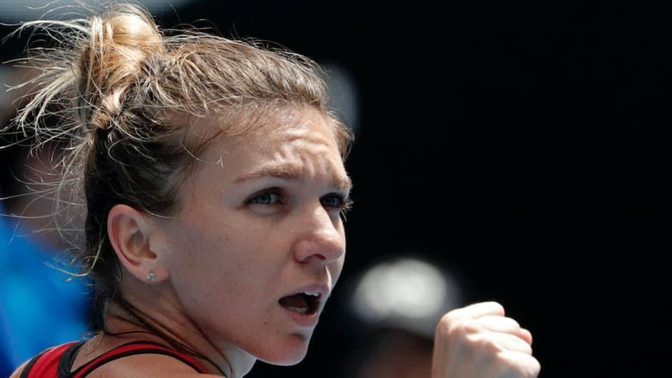 Simona Halep,Qatar Open,Ekaterina Makarova