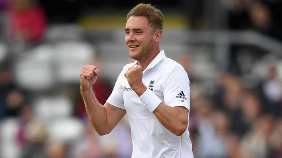 Stuart Broad,England Cricket Team,James Anderson
