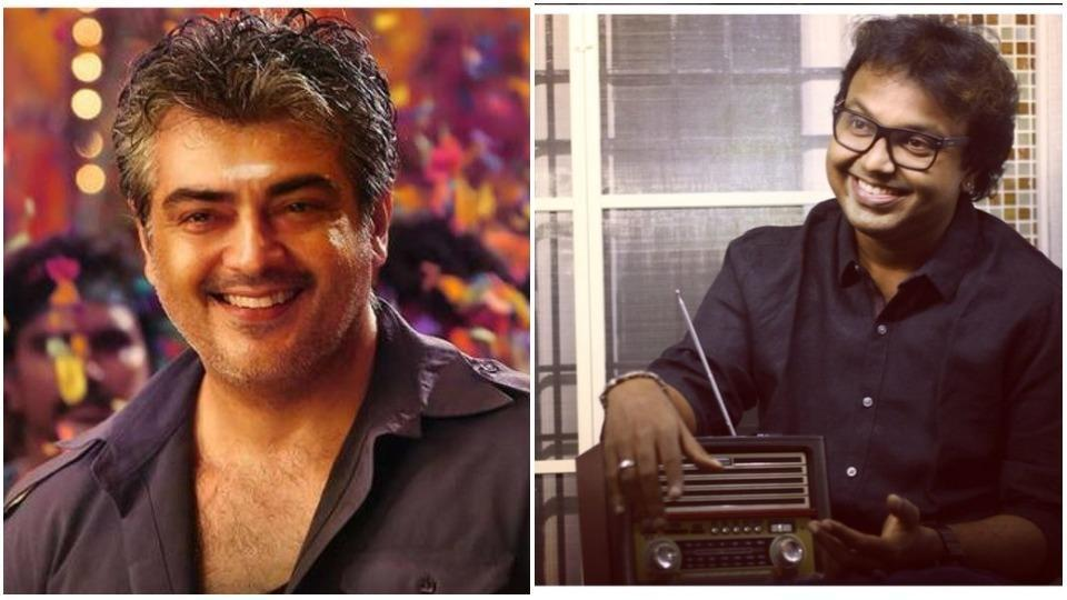 Ajith's film will have music composed by D Imman.