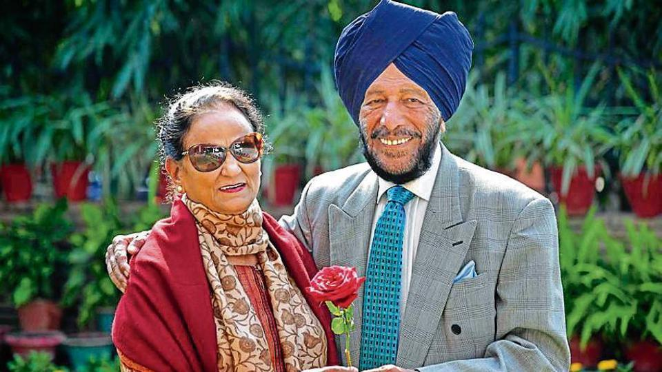 Every couple will have their share of arguments. What's important is they resolve them mutually, says Nirmal Kaur, better half of The Flying Sikh Milkha Singh.