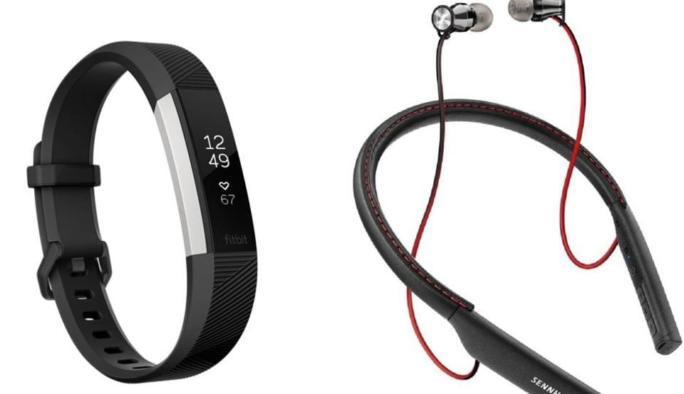Fitbit Alta HR is the world's slimmest wrist-band. Ideal for the music enthusiasts, the new MOMENTUM In-Ear Wireless combines sleek design, immaculate sound performance and take-anywhere mobility.