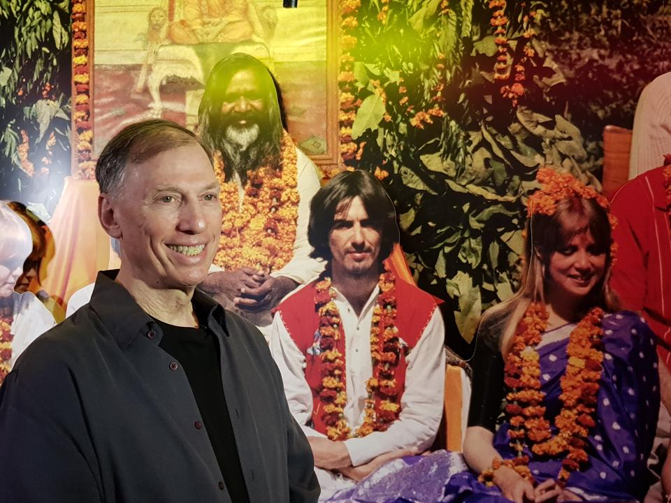 The Beatles,India,Rishikesh