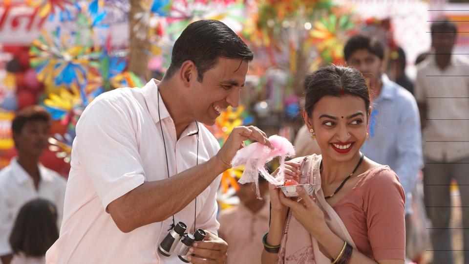 Akshay Kumar,Radhika Apte,Sonam Kapoor