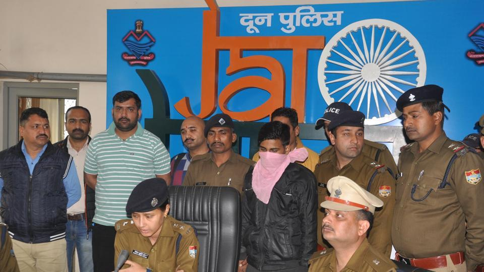 The accused has been identified as 19-year-old Avdesh Kumar Yadav, a resident of Faizabad district in Uttar Pradesh.