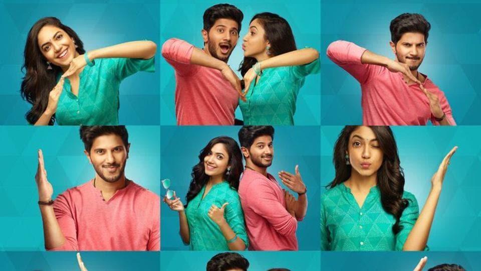 Dulquer Salmaan,Kannum Kannum Kollaiyadhithal first look,Kannum Kannum Kollaiyadhithal movie