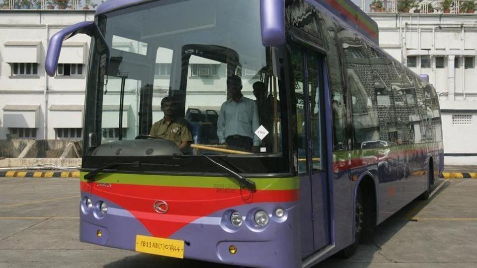 BEST,AC Bus,Mumbai
