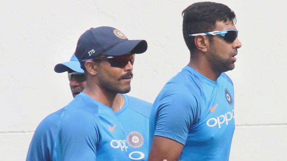R Ashwin,Ravindra Jadeja,2019 Cricket World Cup