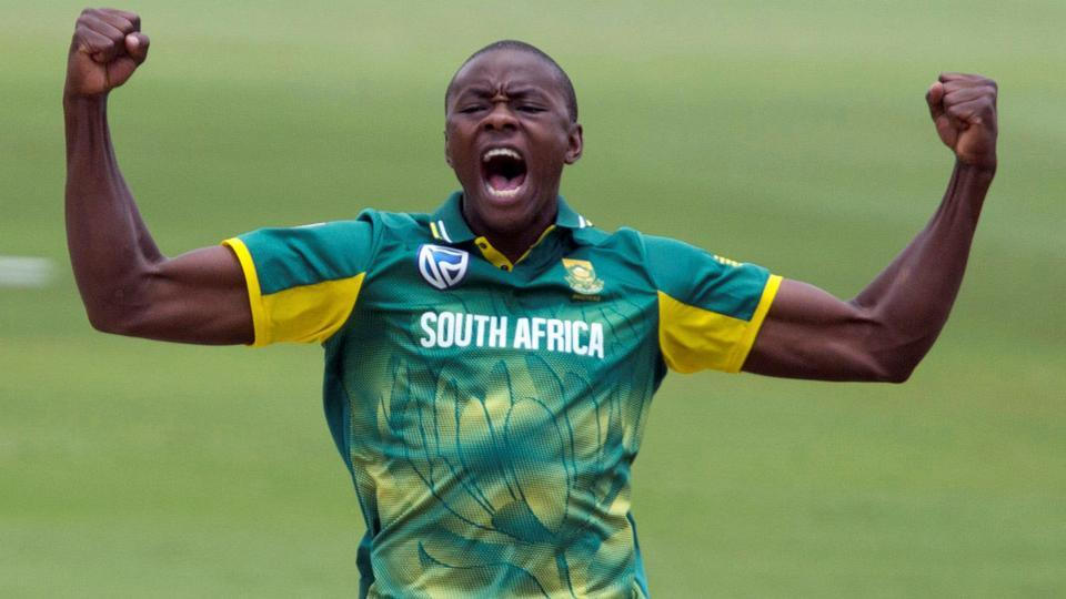 Kagiso Rabada was fined by the ICC for taunting Shikhar Dhawan during the 5th ODI between India and South Africa in Port Elizabeth on Tuesday.